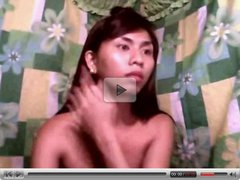 Asian ladyboy webcam self sucking.