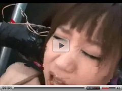 Asian Roped And Toyed