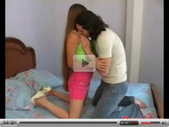 Small tittied russian teen sex