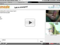 Hot 18 Year Old Cums on Omegle