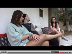 Gracie Glam & Mischa Brooks - My Girl Hot Friend