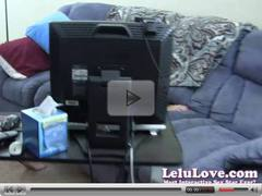 Lelu Love-Head Stuck In Couch