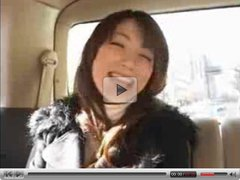 Busty Cute Japanese Chick Fondled