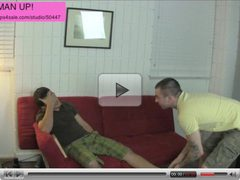 frat hazing mm ballbusting
