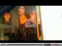 Brandi Mae - SCISSOR MONSTER wants in the back door