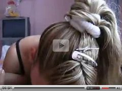 latin mami blowjob and prostatic magic