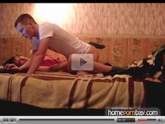 Real russian amateur sex tape 5