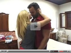 Latin couple make a 1hr sex movie