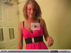Jolene,amazing blonde girl lingerie play!!