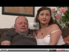 2 CHUBBY GERMAN SEMI BI-MEN WITH OLDER WOMAN
