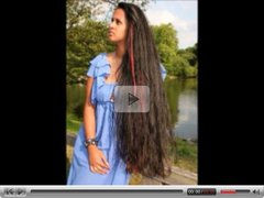 long hair slideshow