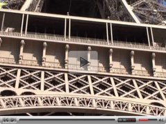 EIFFEL TOWER PUBLIC sex threesome PART 1