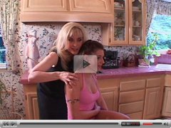 Nina Hartley and Arianna Jolie
