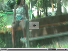 wife seduce in the park part 3