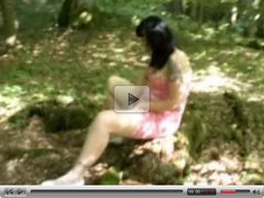 German wife fucked in the park
