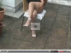 Hot Asian Smoking Blowjob