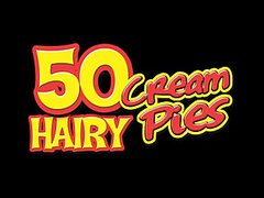 50 Hairy Cream Pies