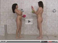 Big BooBs Shower