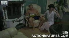 Having a thing for hung guys a mom seduces her muscle neighbor into fucking
