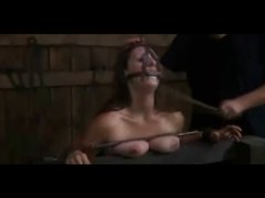 Slave Sister Dee Extreme BDSM OutdoorTraining