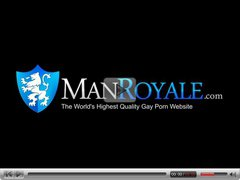 ManRoyale Hot Hard Cock Threesome