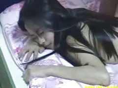 Pinay wife sex in bed