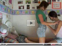 Very Hot Teens On Web Cam