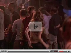 Michelle Trachtenberg - Shaking It For Daddy