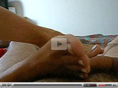 Nice colombian toes and footjob by Ivonne