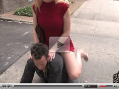 Marvelous Annette Schwartz gangbanged in front of cuckold