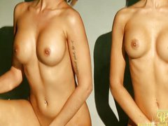 Priya Young And Preeti Young