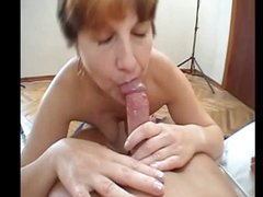 Amateur mature milf mom fucks NOT her son