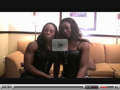 MistressTreasure and GoddessMax - Size Matters