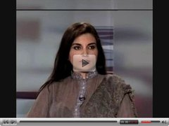 Pakistani Kashmala Tariq love chat on phone scandal