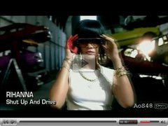 Rihanna 'Shut Up and Drive' edited for EXTRA ASS