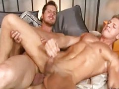 Gavin Waters and Parker London