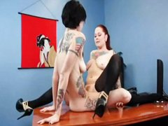 Cadence St.John and Misti Dawn