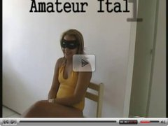 Italien Amateur Gang Bang