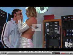 Wicked - HOT blonde scientist Samantha Saint fucks employee
