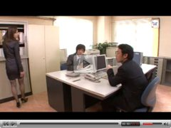 Japanese Secretary's Education...F70