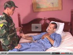 Soldier Stories - Hot Soldier & Man