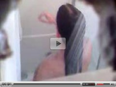 spying on sister in law in shower