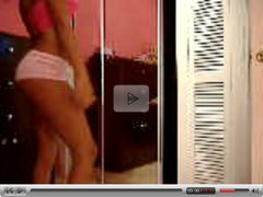 Puerto Rican Bitch Hot Dance Video 1