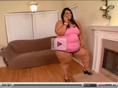 SSBBW Riding Dick