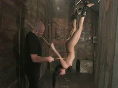 bondage sex up in the air