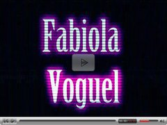 Fabiola Voguel is amazing shemale
