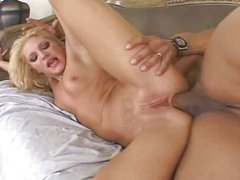 Aurora Snow is the anal whore next door