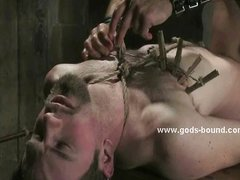 Asian gay pervert bondage teachings