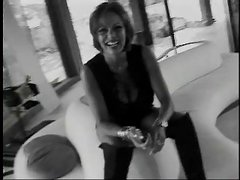 Classic Busty Cougar Blake Mitchell Banging
