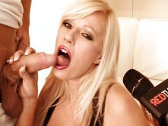 The perfect blowjob by Michelle Thorne